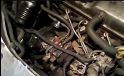 sterownik pompy wtryskowej ford focus